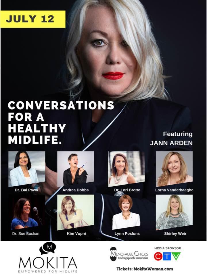jann arden women health midlife